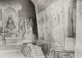 Cave 16 at the Mogao caves, Dunhuang